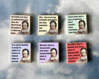 Galileo Galilei Magnet Gift Set