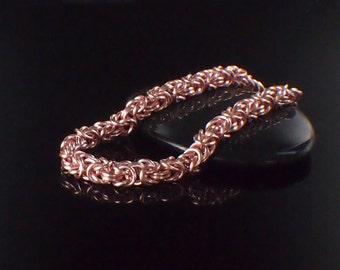My First Byzantine Bracelet Kit - Chainmaille Jewelry for Beginners