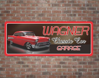 Chevy bel air etsy for Garage bel auto 38400