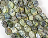 Yellow Turquoise Beads 60% off, qty 16