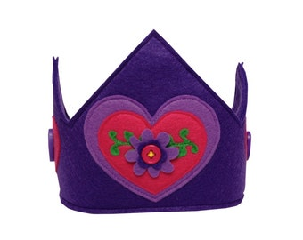 Princess Posy Crown