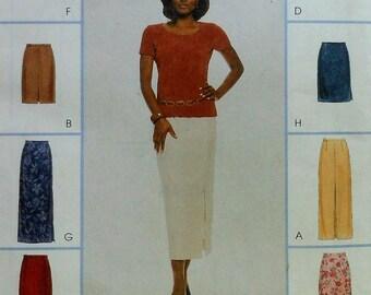 Skirt Sewing Pattern UNCUT McCalls 9234 Sizes 10-14