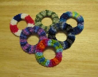 Ring of Yarn - Cat Toy