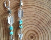 Glowing Arrow Seed Beaded...