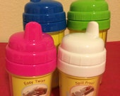 10 oz Sippy Cup Acrylic Embroidery Blank