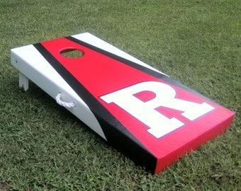 ACA Cornhole Deluxe All Custom Board Set Regulation Size