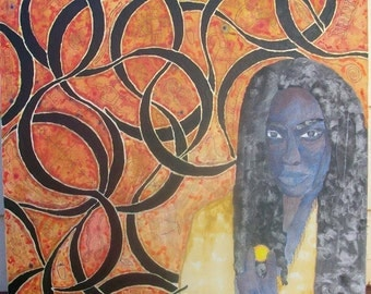 Conjure Woman - Original Painting