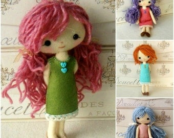Pocket Pixie pdf Pattern - Instant Download