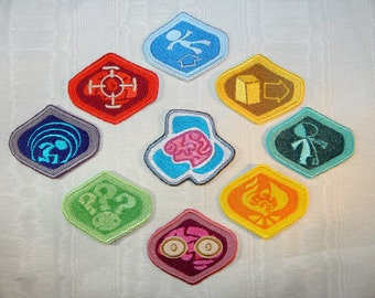 Psychonauts Merit badge