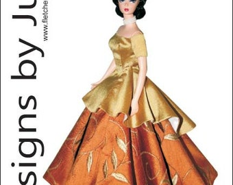 PDF Memories Pattern for Silkstone Barbie