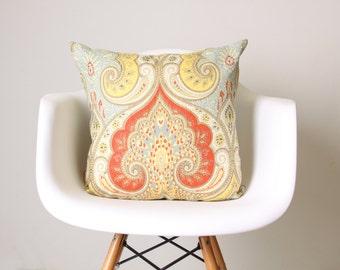 Modern Bohemian Throw Pillow Cover