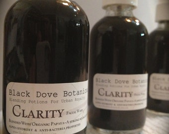 Clarity Facial Wash Blended With Confused Skin In Mind