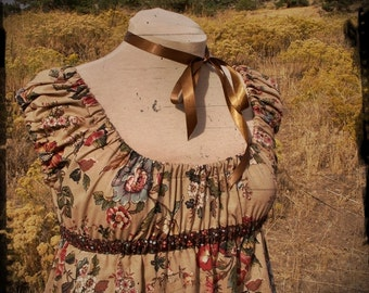 Country Farm Babydoll Dress, size Small, clearance priced