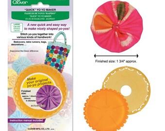 Clover Quick Yo-yo Maker Large Part No. 8701
