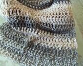 Baby Blanket Newborn Photo Prop Gray Brown Tan Cream Layer Photography Prop Basket Stuffer