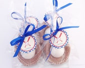 40 Baseball Soap Favors - Baseball Glove and Ball - Softball Glove Party Favors - Sports Themed Baby Shower
