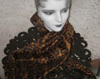 GRRR Babe Sexy Leopard Print  Scarf Sweet
