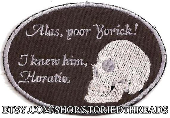 Hamlet Alas Poor Yoric...