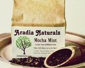 Mocha Mint - Specialty Herbal Tea Blend - Delicious Natural Ingredients - Artisan Tea