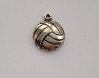 Volley Ball Charm