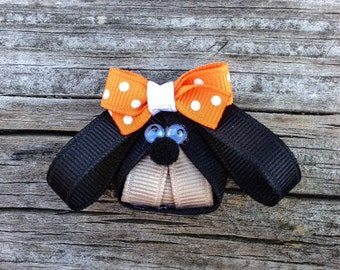 Tennessee Smokey Hair Clip, Tennessee Volunteers Hair Clips, Toddler Hair Clip, Tennessee Hair Bow, Girls Hair Clips, FREE SHIPPING PROMO