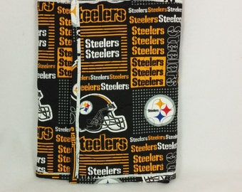 Notebook Cover and Pen Set Steelers