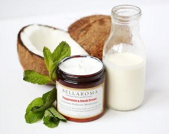 Peppermint and Fresh Cream GOURMET MOISTURIZER