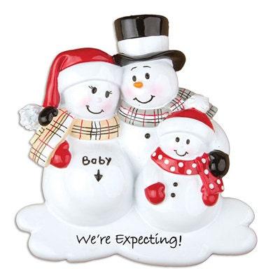 Pregnant Snowman 100