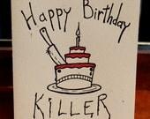 Happy Birthday Killer