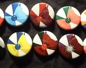 Complete Sailor Moon button set