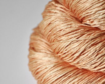 Empty sundowner - Silk Fingering Yarn