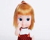 Vintage 60s MOD Big Eye Doll