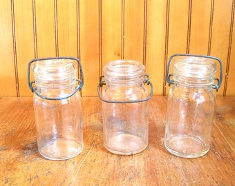 Mini Canning Jars