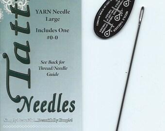 071907 - YarnTatting Needle Large #0-0