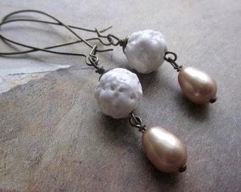 the aurella earrings