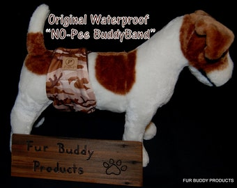 "Fur Buddy Products Original ""NO-Pee"" Waterproof  BuddyBand Diaper with Pul and Zorb..All Sizes"