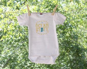 Rhode Island // The Ocean State Infant Bodysuit