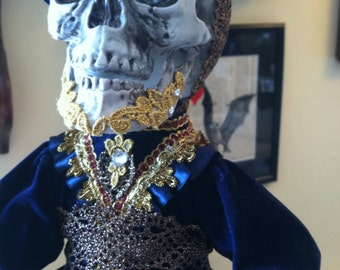 Kindertodt Oddity Doll: St. Valerius