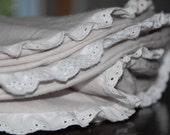 Topponcino Grey - light flannel covers