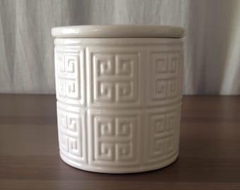 Asian inspired ceramic box