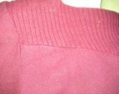 1980s sweatshirt dress