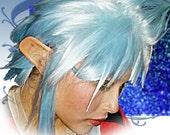 Ryoko Cosplay Anime LARP Halloween Costume Latex Prosthetic Ears