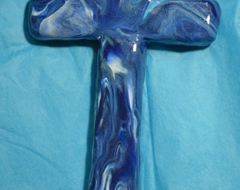 Meditation Cross ~ Christian Cross ~ Wall Cross ~ Christian decor