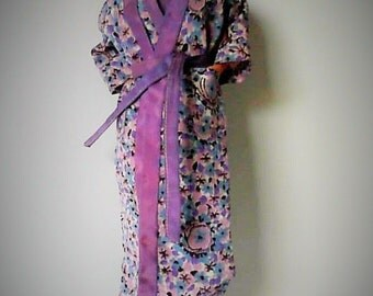 Barbie Size Lounging Pajama Robe Set