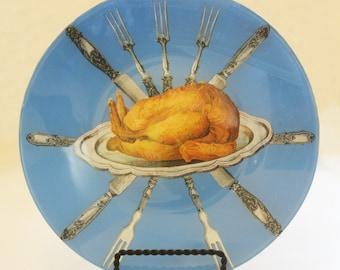 Turkey for Dinner Plate