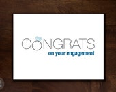 Congrats on Your Engagement Digital Greeting Card