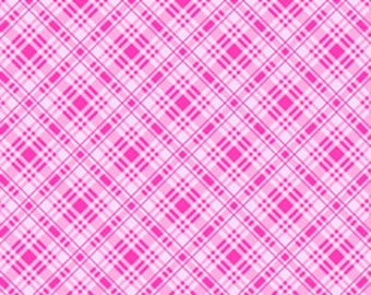 Sausalito Cottage - Raspberry Plaid by Holly Holderman for Lakehouse Drygoods