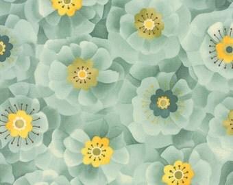 Lulu - Full Bloom in Mist by Chez Moi for Moda Fabrics