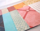 Assorted Paper Pack 6x6 010
