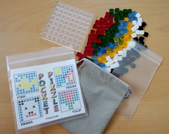 Pocket Pixzle - Pixel Puzzle Art